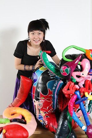 [JoongAng Daily]Semper Fi: Artist Lee is true to her vision