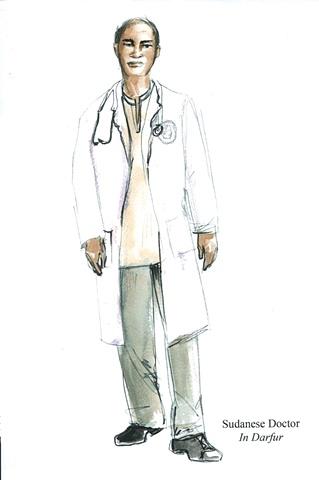 Sudanese Doctor