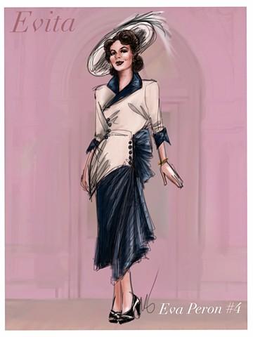 Evita Suit