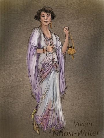 Vivian Party Dress