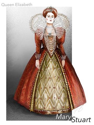 Elizabeth Queen