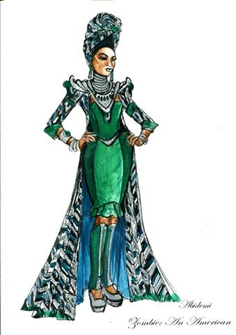 Queen Abidemi