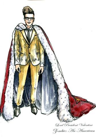 Lord President Valentine