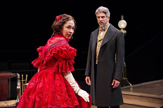 Heiress Production Photo