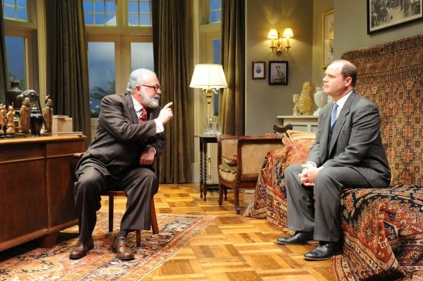Freud's Last Session Production Photo
