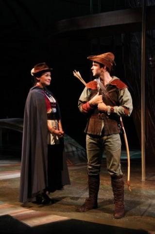 Young Robin Hood Production Photo
