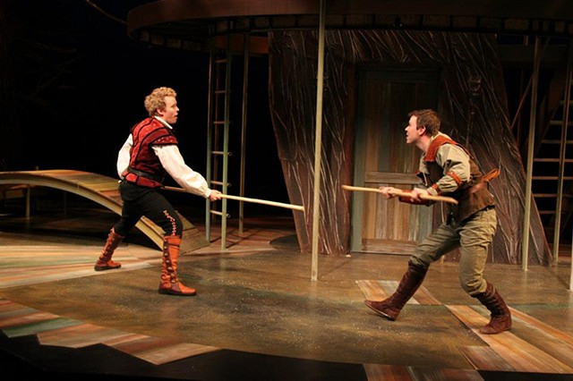 Young Robin Hood Production Photo