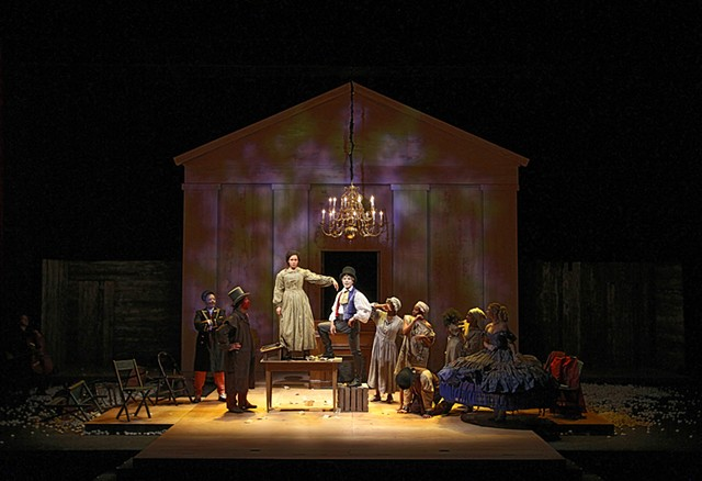 An Octoroon Production Photo