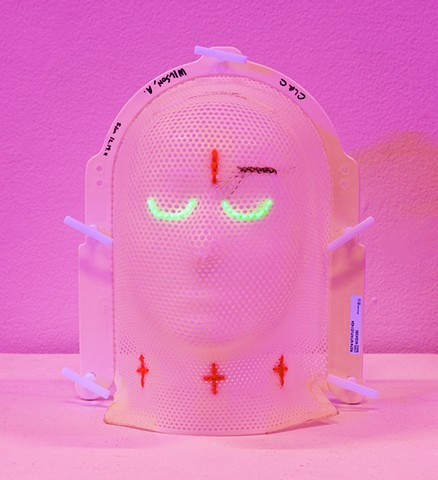 Radiation Mask (black light)