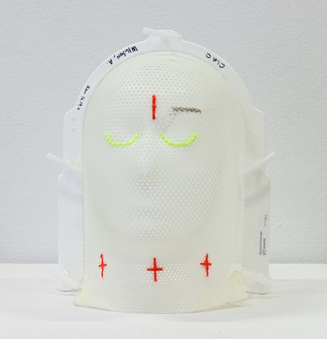 Radiation Mask (white light)