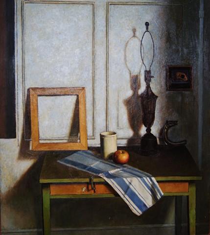 Stephen Brown Black Lamp