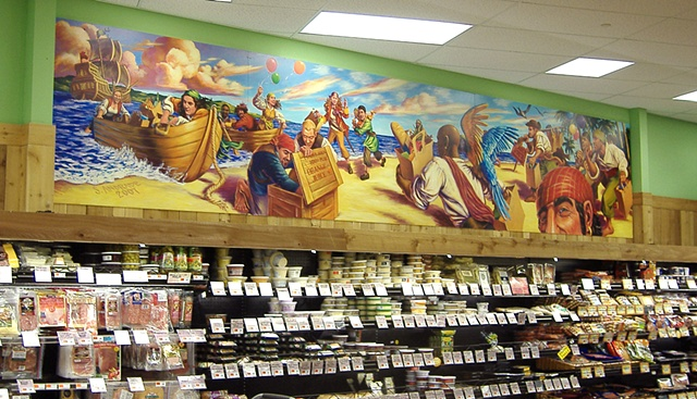 Trader Joe's Pirates