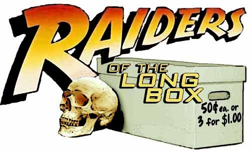 Raiders of the Long Box