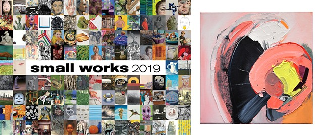 Main St Arts Small Works 2019