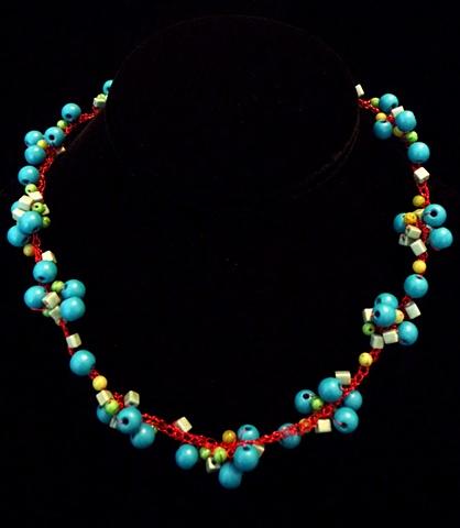 prisha brown entwine jewely wire crochet