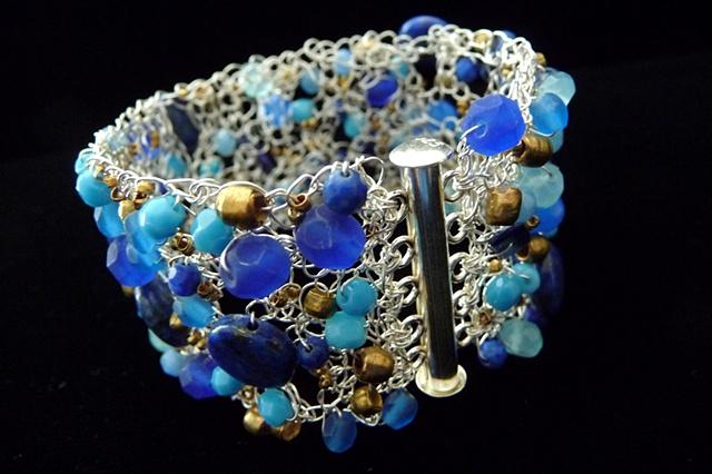 Summer Sky Bracelet