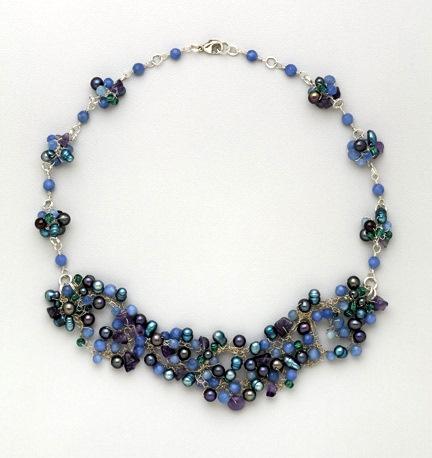 """""""Napa Valley Wedding Necklace"""""""