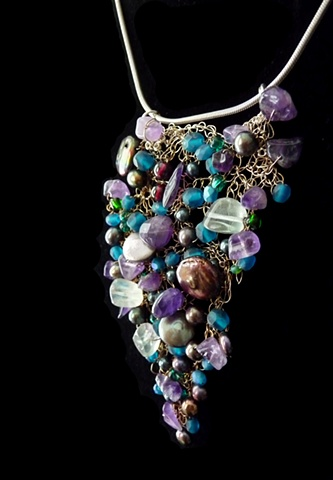 prisha brown entwine jewelry wire crochet