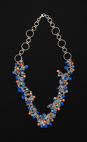 """Winter Evening Necklace"""