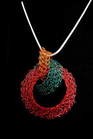 prisha brown entwine jewelry crochet wire