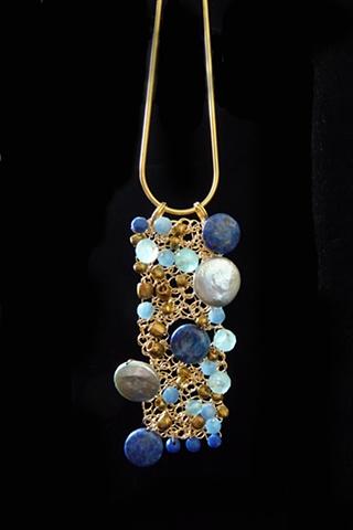 prisha brown entwine jewelry crochet