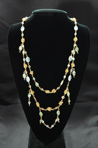 """Summer in India Necklace"""
