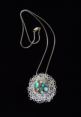 prisha brown entwine jewelry crochet