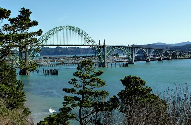 Yachina Bay Bridge