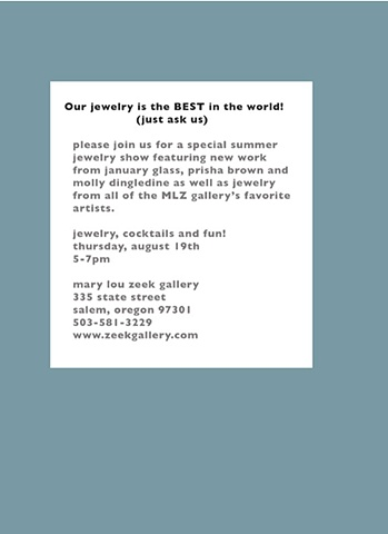 Mary Lou Zeek Trunk Show