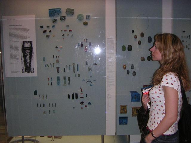 """""""Exploring the British Museum"""""""