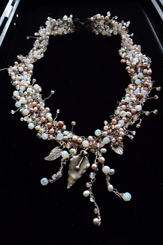 Alisha's Necklace Front View