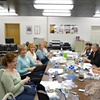Wenatchee Valley College Wire Crochet Pendant Class