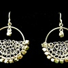 """Spanish Flamenco Earrings"""