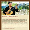 Andre Feriante Concert