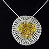Sunshine Burst Pendant
