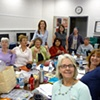 Wenatchee Valley College Wire Crochet Necklace Class