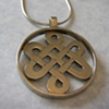 """Chinese Good Luck Pendant"""