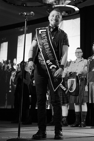 International Ms. Leather and International Ms. Bootblack competition, San Jose, 2019