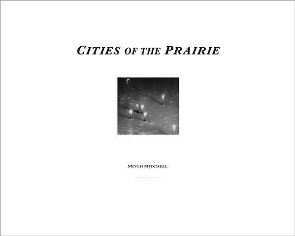 Cities of the Prairie Title Page