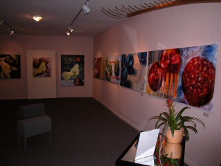 Installation at Beveled Edge Gallery