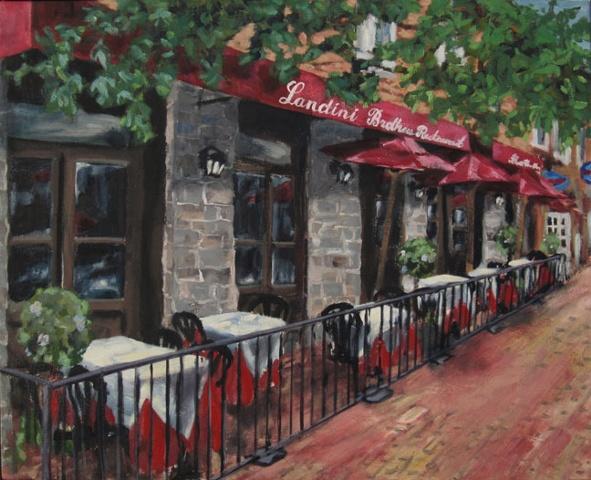 Landini Brothers Italian Restaurant On King Street Alexandria Va