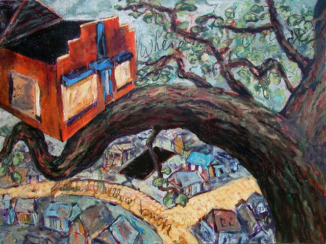 LIVE OAK TREES & OTHER NOLA INSPIRED ART
