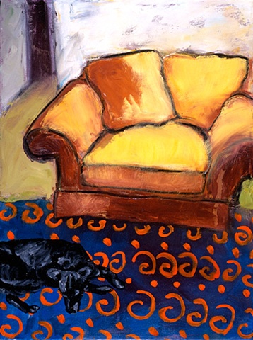 Yellow Chair #3