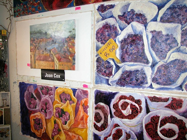 New Market paintings 2004