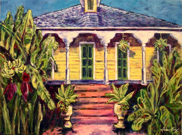 Creole Cottage #2