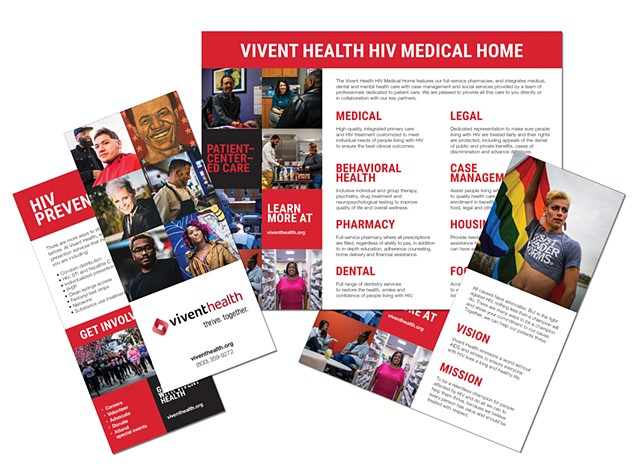Vivent Health  Promotional Brochure  January 2020