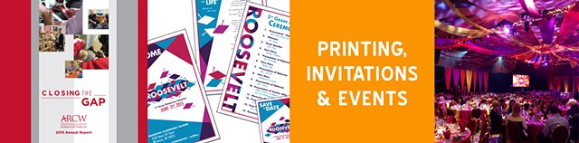 Printing, Invitations & Events
