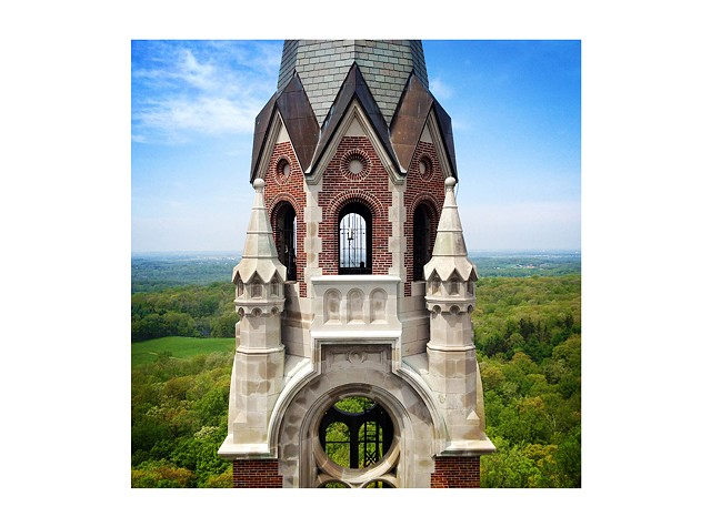 Holy Hill Scenic Tower, Hubertus, WI