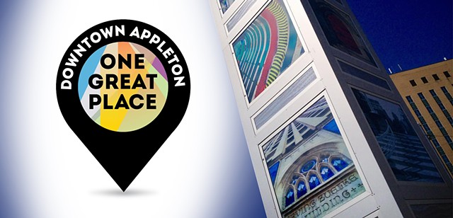 "APPLETON HOUDINI TOWER 2015-2016 ""ONE GREAT PLACE"" INSTALLATION SHOWING"