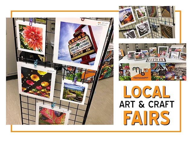 Mb2 LOCAL Art & Craft FAIRS